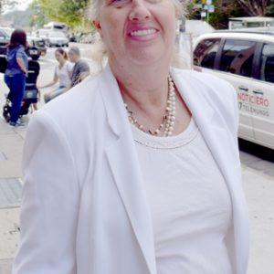 Manhattan Borough President Gale Brewer | Gale Brewer, presidenta del condado de Manhattan.