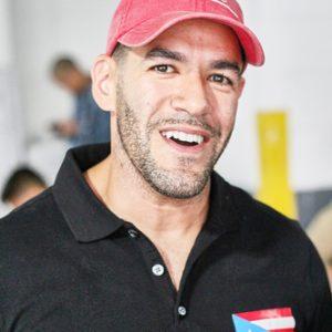 "We have to come together | ""Tenemos que unirnos"", dijo Radame Pérez"